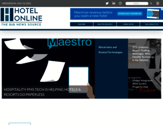 hotel-online.com screenshot