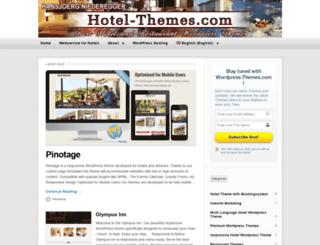 hotel-themes.com screenshot