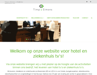 hotel-tv.nl screenshot