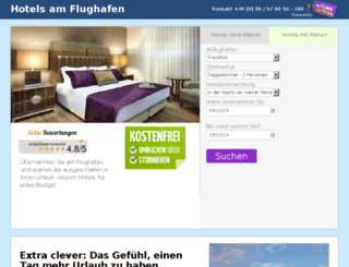 hotel-und-fliegen.de screenshot