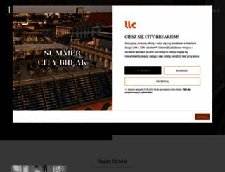 hotel.com.pl screenshot