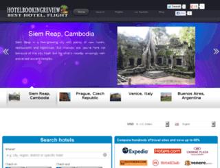 hotelbookingreview.com screenshot