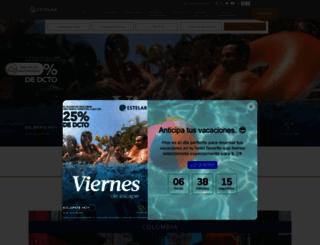 hotelesestelar.com screenshot