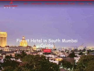 hotelgodwin.in screenshot
