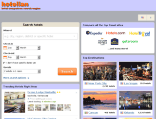 hotelian.net screenshot