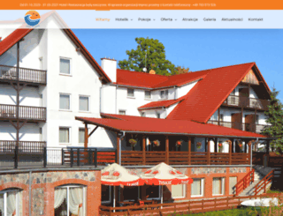 hotelik-zelwagi.pl screenshot