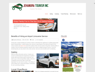 hoteljehanumapalace.com screenshot
