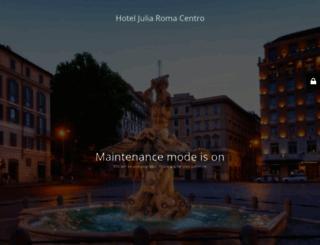 hoteljulia.it screenshot