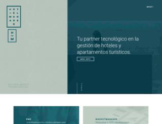 hotelmanager.es screenshot