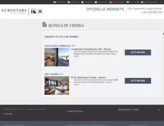 hotelmatedependance.com screenshot