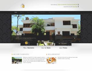hotelmedellinplaza.com screenshot