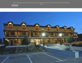 hotelmilagrosriaza.com screenshot