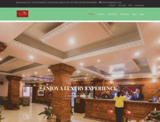 hotelnepalaya.com screenshot