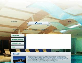 hotelolimp.com screenshot
