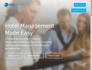 hotelperfect.net screenshot