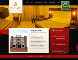 hotelpongview.com screenshot