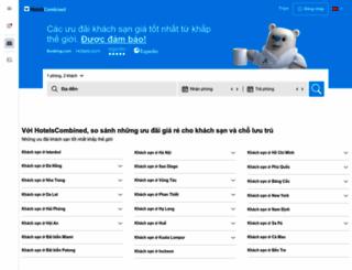 hotels.dulichvietnam.com.vn screenshot