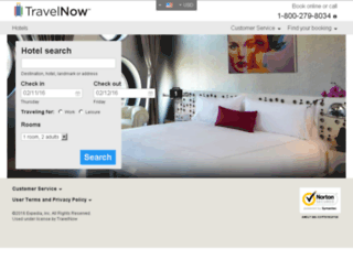 hotels.tigerairways.com screenshot