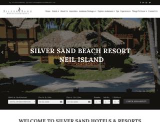 hotelsentinelandamans.com screenshot