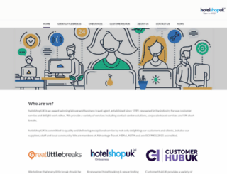 hotelshopuk.com screenshot