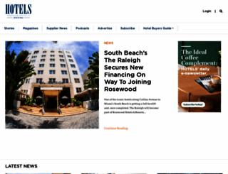 hotelsmag.com screenshot