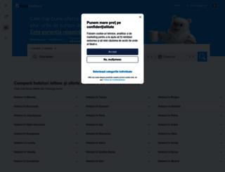 hotelsro.travelwise.ro screenshot