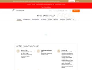 hotelstaygulf.fr screenshot