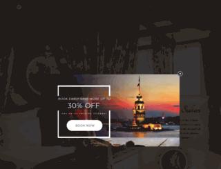 hotelsultania.com screenshot