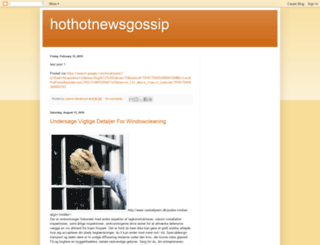 hothotnewsgossip.blogspot.com screenshot