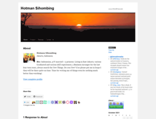 hotmanltgo.wordpress.com screenshot
