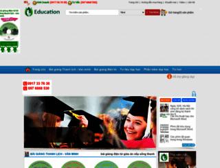hotrodayhoc.com screenshot