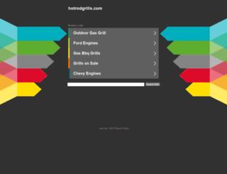 hotrodgrills.com screenshot