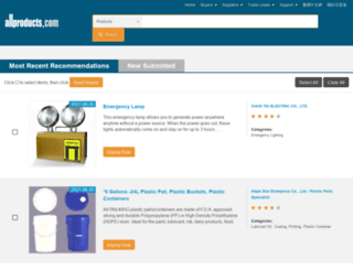 hotsearch.allproducts.com screenshot
