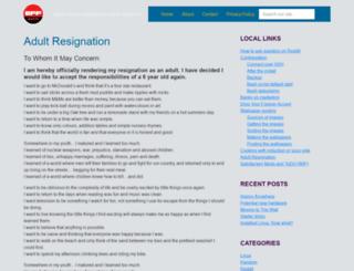 houghi.org screenshot