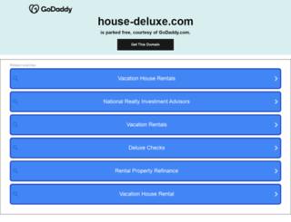 house-deluxe.com screenshot