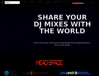house-mixes.com screenshot