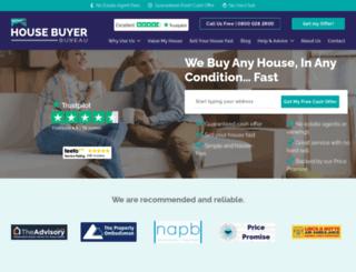 housebuyerbureau.co.uk screenshot