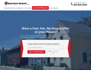 housebuyernetwork.com screenshot