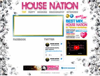 housenation.jp screenshot