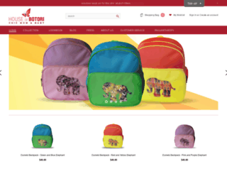 houseofbotori.com screenshot