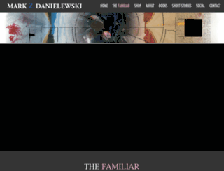 houseofleaves.com screenshot
