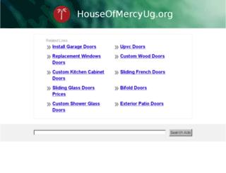houseofmercyug.org screenshot