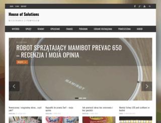 houseofsolutions.pl screenshot