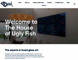 houseofuglyfish.com screenshot