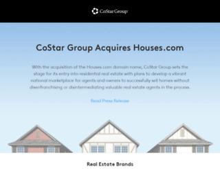 houses.com screenshot