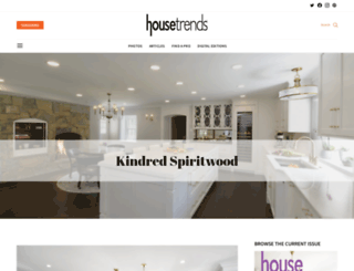 housetrends.com screenshot