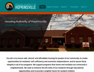 housingah.org screenshot