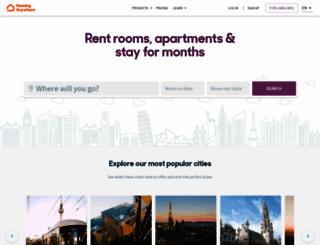housinganywhere.com screenshot