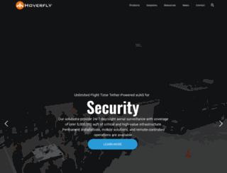 hoverflytech.com screenshot