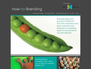 how-to-branding.com screenshot